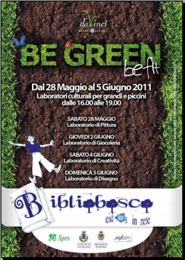 Be Green – Be Fit